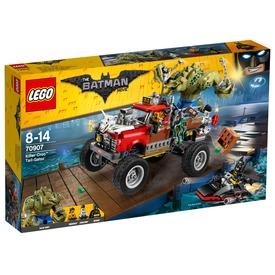 LEGO Batman Movie Gyilkos Krok járműve 70907 Itt egy ajánlat található, a bővebben gombra kattintva, további információkat talál a termékről.