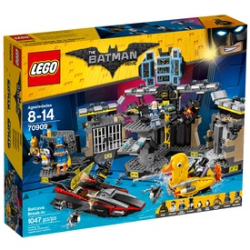 LEGO Batman Movie Betörés a Denevérbarlangba 70909