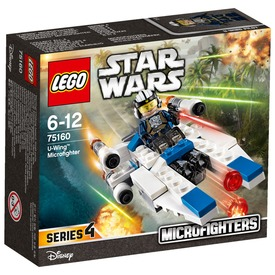 LEGO Star Wars U-szárnyú Microfighter 75160 Itt egy ajánlat található, a bővebben gombra kattintva, további információkat talál a termékről.