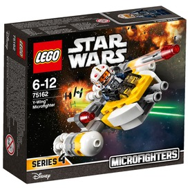 LEGO Star Wars Y-szárnyú Microfighter 75162 Itt egy ajánlat található, a bővebben gombra kattintva, további információkat talál a termékről.