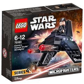LEGO Star Wars Krennic birodalmi űrsiklója 75163 Itt egy ajánlat található, a bővebben gombra kattintva, további információkat talál a termékről.