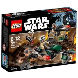 LEGO Star Wars Lázadó oldali harci csomag 75164 Itt egy ajánlat található, a bővebben gombra kattintva, további információkat talál a termékről.