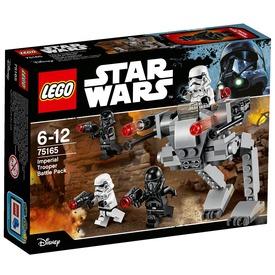 LEGO Star Wars Birodalom oldali harci csomag 75165 Itt egy ajánlat található, a bővebben gombra kattintva, további információkat talál a termékről.
