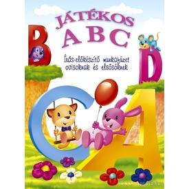 Játékos ABC Itt egy ajánlat található, a bővebben gombra kattintva, további információkat talál a termékről.