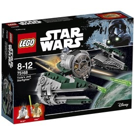 LEGO® Star Wars Yoda Jedi Starfighter 75168