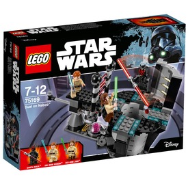 LEGO Star Wars Párbaj a Naboo-n 75169 Itt egy ajánlat található, a bővebben gombra kattintva, további információkat talál a termékről.