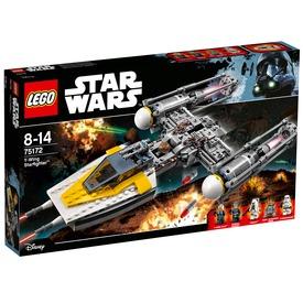 LEGO® Star Wars Y-szárnyú Starfighter 75172 Itt egy ajánlat található, a bővebben gombra kattintva, további információkat talál a termékről.