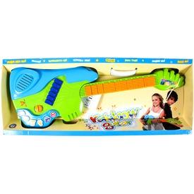 Elektromos játékgitár Itt egy ajánlat található, a bővebben gombra kattintva, további információkat talál a termékről.