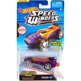 Hot Wheels Speed Winders kisautó - többféle