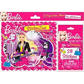 Barbie matrica album
