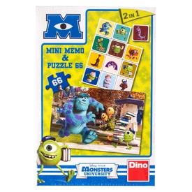 Szörny egyetem 66 darabos puzzle és memóriajáték Itt egy ajánlat található, a bővebben gombra kattintva, további információkat talál a termékről.