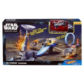 Star Wars: Hot Wheels TIE Striker pálya