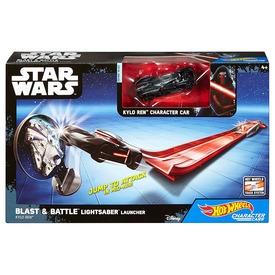 Star Wars: Hot Wheels kilövő pálya - többféle