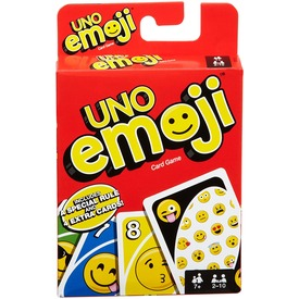 Emoji UNO kártyajáték Itt egy ajánlat található, a bővebben gombra kattintva, további információkat talál a termékről.