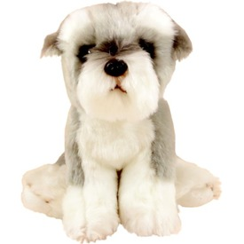 Schnauzer ülő kutya plüssfigura - 23 cm Itt egy ajánlat található, a bővebben gombra kattintva, további információkat talál a termékről.