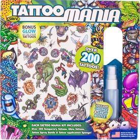 Deluxe tetováló készlet fiúknak 200 darabos készlet Itt egy ajánlat található, a bővebben gombra kattintva, további információkat talál a termékről.