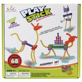 Play Stick rudak 68 darabos építőjáték Itt egy ajánlat található, a bővebben gombra kattintva, további információkat talál a termékről.