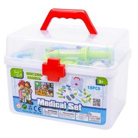 Orvosi doboz 18 darabos készlet Itt egy ajánlat található, a bővebben gombra kattintva, további információkat talál a termékről.
