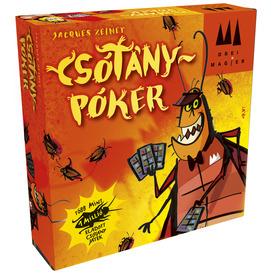 Csótány póker kártyajáték Itt egy ajánlat található, a bővebben gombra kattintva, további információkat talál a termékről.