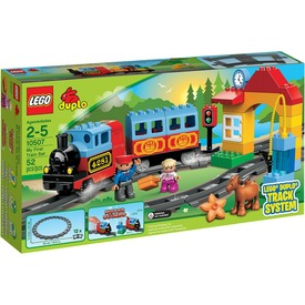 LEGO DUPLO: Első vasútkészletem 10507 Itt egy ajánlat található, a bővebben gombra kattintva, további információkat talál a termékről.