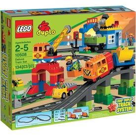 LEGO DUPLO Deluxe vasútkészlet 10508 Itt egy ajánlat található, a bővebben gombra kattintva, további információkat talál a termékről.