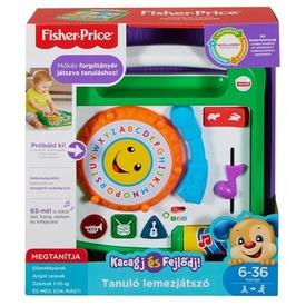 Fisher-Price tanuló lemezjátszó Itt egy ajánlat található, a bővebben gombra kattintva, további információkat talál a termékről.