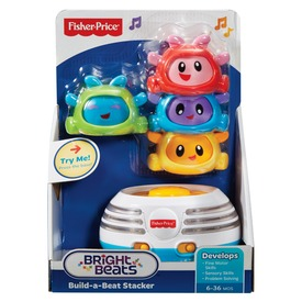 Fisher-Price Bright Beats zenélő piramis