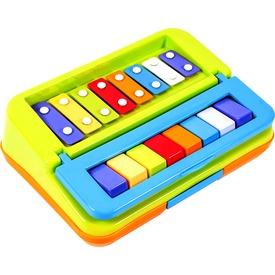 Xilofon és zongora 2 az 1-ben Itt egy ajánlat található, a bővebben gombra kattintva, további információkat talál a termékről.