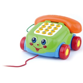 Lovely Baby zenélő babatelefon - többféle