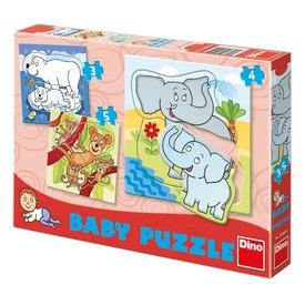 Állatkert 3, 4 és 5 darabos bébipuzzle Itt egy ajánlat található, a bővebben gombra kattintva, további információkat talál a termékről.