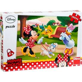 Minnie egér 100 darabos XL puzzle Itt egy ajánlat található, a bővebben gombra kattintva, további információkat talál a termékről.