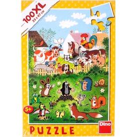 Kisvakond a farmon 100 darabos XL puzzle Itt egy ajánlat található, a bővebben gombra kattintva, további információkat talál a termékről.