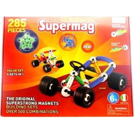 Supermag autóépítő 285 darabos mágneses készlet Itt egy ajánlat található, a bővebben gombra kattintva, további információkat talál a termékről.