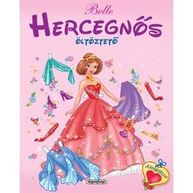 Hercegnős öltöztető füzetek lányoknak Itt egy ajánlat található, a bővebben gombra kattintva, további információkat talál a termékről.