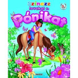Színezz lovakat és pónikat füzetek Itt egy ajánlat található, a bővebben gombra kattintva, további információkat talál a termékről.