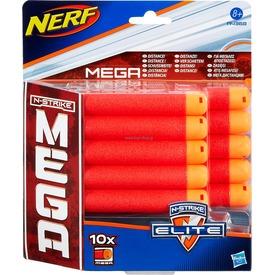 NERF N-Strike Elite Mega 10 darabos lőszer készlet Itt egy ajánlat található, a bővebben gombra kattintva, további információkat talál a termékről.