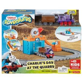 Thomas Adventures Charlie a bányában pálya