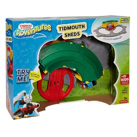 Thomas Adventures Tidmouth fűtőház Itt egy ajánlat található, a bővebben gombra kattintva, további információkat talál a termékről.