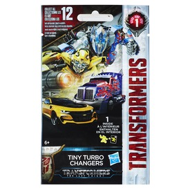 Transformers 5 mini turbó figura - 4 cm