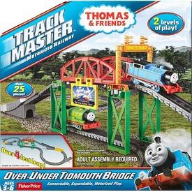 Thomas Trackmaster deluxe építő pálya - többféle Itt egy ajánlat található, a bővebben gombra kattintva, további információkat talál a termékről.