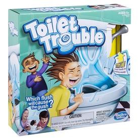 Toilet trouble - rossz WC társasjáték