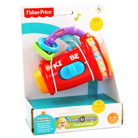 Fisher-Price tanuló elemlámpa