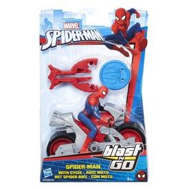Pókember járgány fegyverrel - 14 cm, többféle Itt egy ajánlat található, a bővebben gombra kattintva, további információkat talál a termékről.