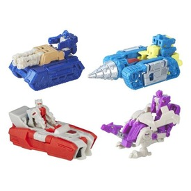 Transformers Titán akciófigura - 4 cm, többféle