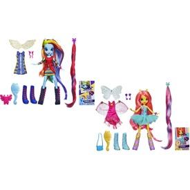 Én kicsi pónim: Equestria Girls baba kiegészítőkkel - többféle Itt egy ajánlat található, a bővebben gombra kattintva, további információkat talál a termékről.