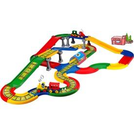 Wader: Kid Cars 3D kisváros készlet - 6, 3 m Itt egy ajánlat található, a bővebben gombra kattintva, további információkat talál a termékről.