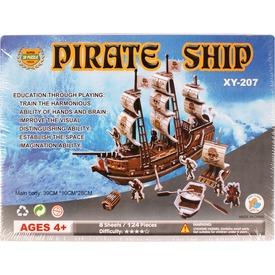 Összerakható kalózhajó 3D puzzle Itt egy ajánlat található, a bővebben gombra kattintva, további információkat talál a termékről.