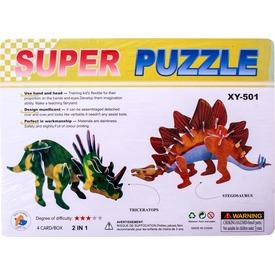 Összerakható dínók 3D puzzle Itt egy ajánlat található, a bővebben gombra kattintva, további információkat talál a termékről.
