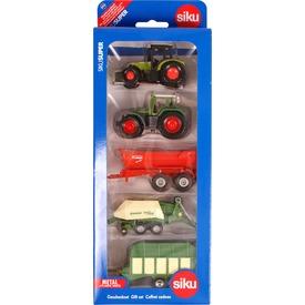 Siku: Farm munkagép 4 darabos készlet - 6286