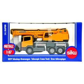 Siku: Scania daruskocsi Liebherr daruval 1:87 Itt egy ajánlat található, a bővebben gombra kattintva, további információkat talál a termékről.